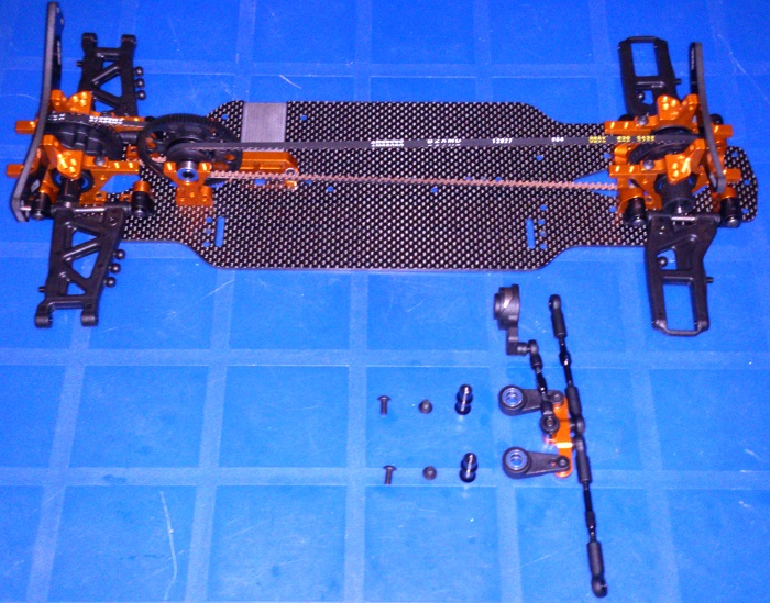 Fusion Hobbies - XRAY T4 Review