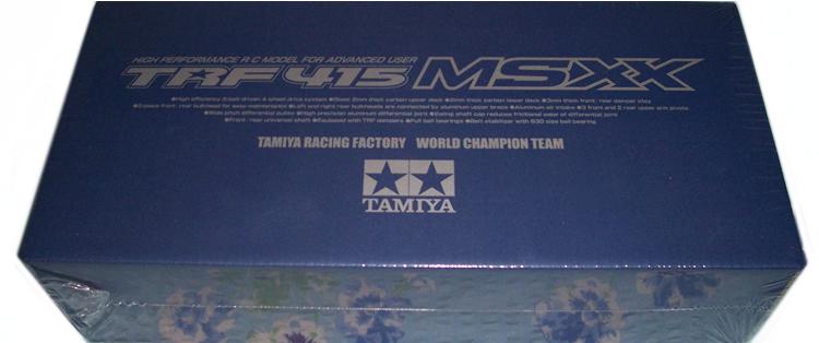 Tamiya TRF415MSXX